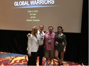 The Four Global Warriors